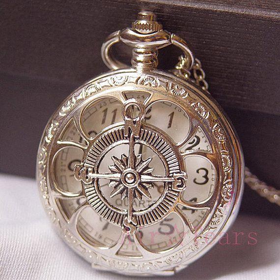 compass pocket clockworks
