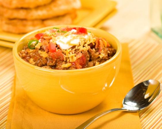 Beef & Bean Chili Verde http://periandsons.com/downloads/Recipe_PDFs ...
