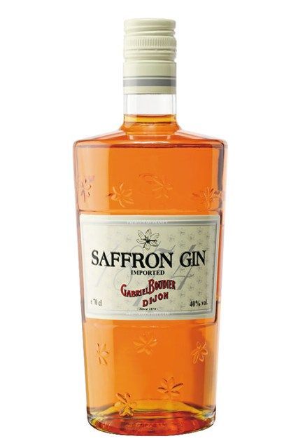 Saffron Gin - Prettiest Drinks Bottles - Cocktails To Make ...