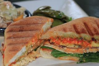 Turkey & Artichoke Panini | Beauties and the Feast | Pinterest