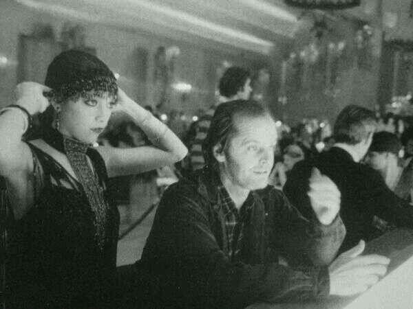 Jack Nicholson and Viv...