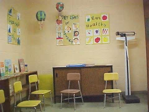 School Nurse Office Bing Images Office Ideas Pinterest
