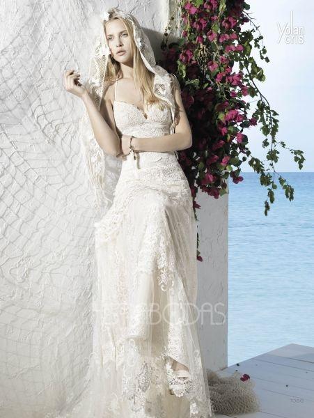 vestidos novia ibicencos yolan cris