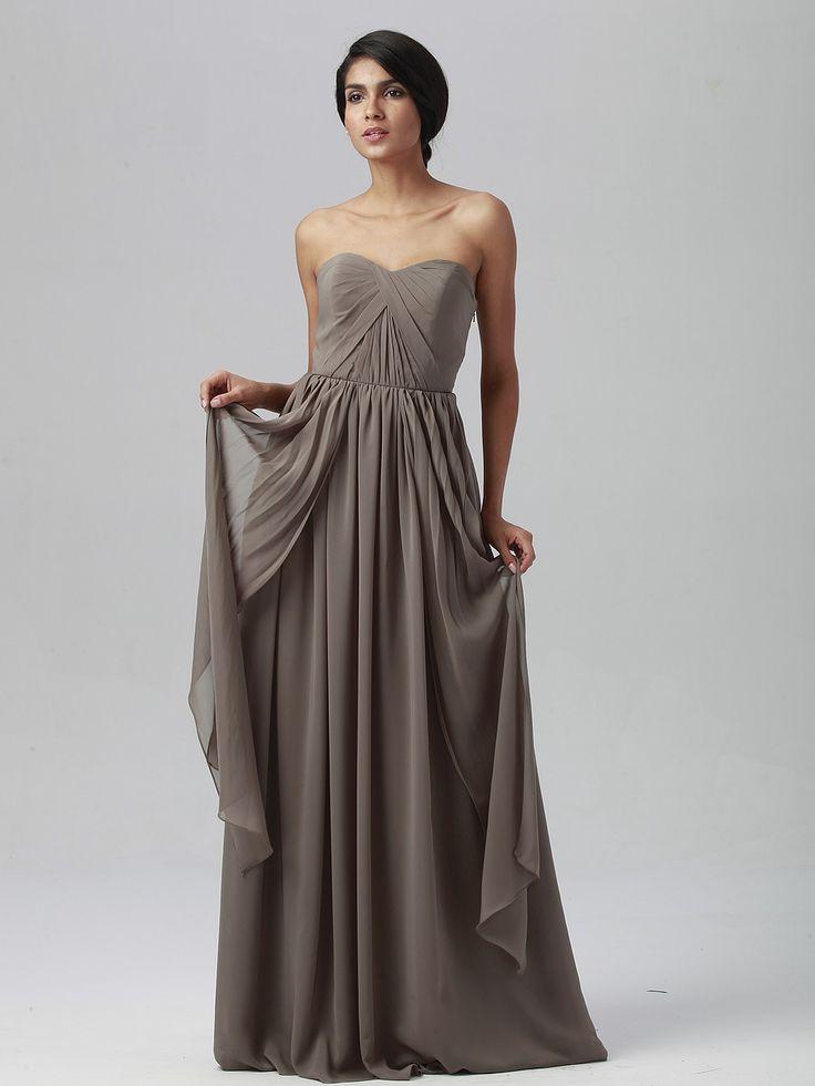 Multi wear chiffon dress wedding pinterest for Wear to wedding dresses