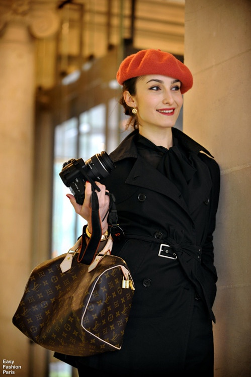 Regina photographed by Easy Fashion Paris
