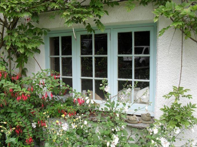 Cottage Windows Cottage Pinterest