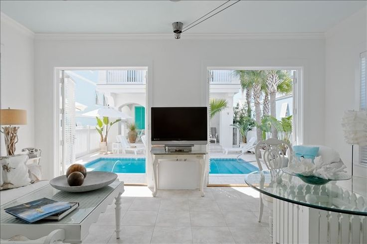 Homes Vacation Rental VRBO 169531 6 BR Rosemary Beach House In FL