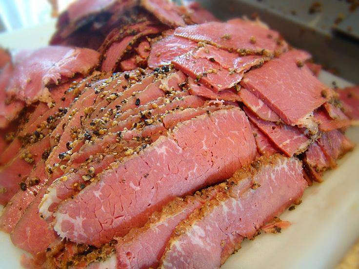 Homemade Corned Beef & Pastrami   Sausage Making   Pinterest