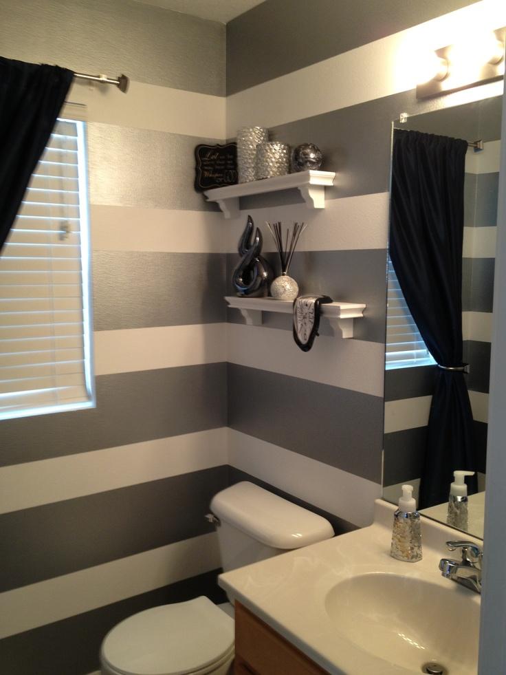 Powder Room Makeover Amazing With Powder Room makeover | bathroom | Pinterest Image