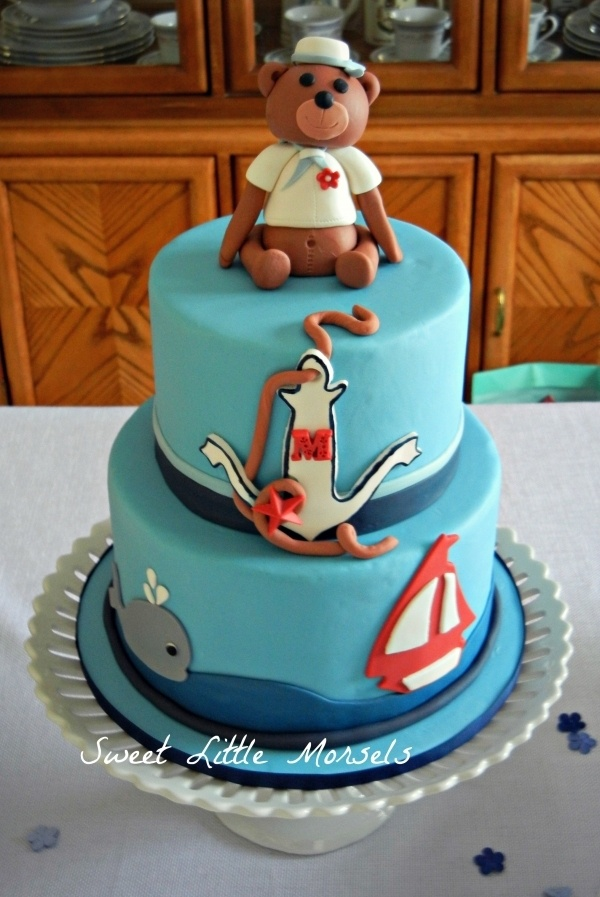 nautical theme baby shower cake savita 39 s baby shower pinterest