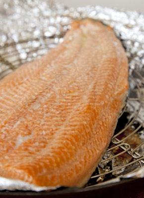Tea Smoked Salmon | Fudz | Pinterest