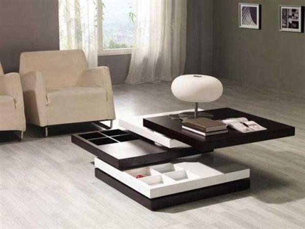 Minimalist Wooden Coffee Table from MDF  Cool Ideas  Pinterest
