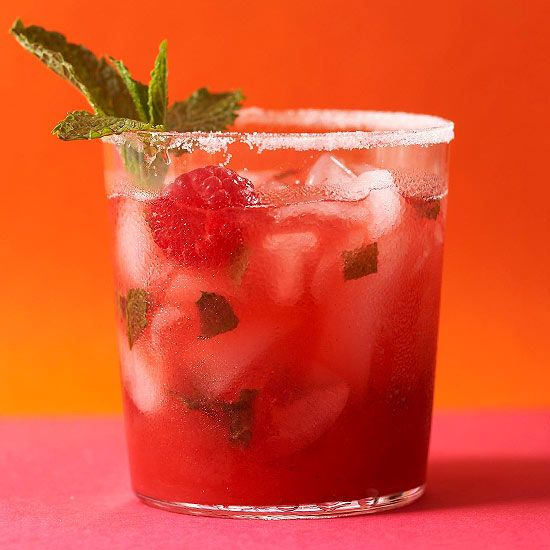 Raspberry Basil Mojitos Recipes — Dishmaps