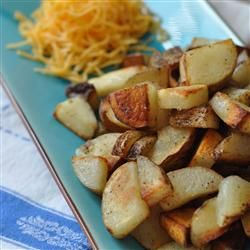 Quick and Easy Home Fries | Simple potatoes pan fried that work great ...