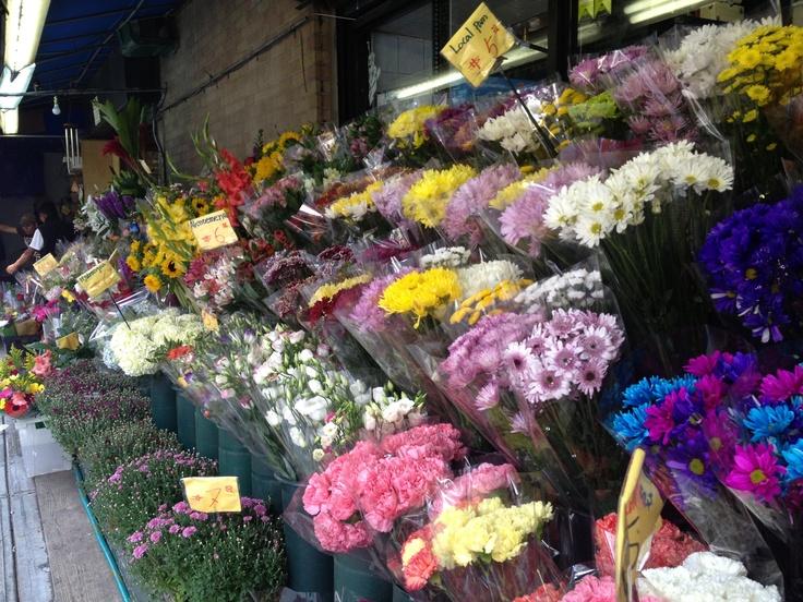 New Yoyk City Market
