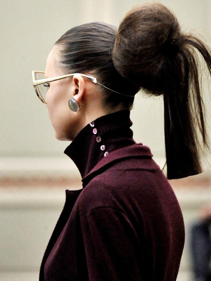 ZsaZsa Bellagio  Style  Hair  Pinterest