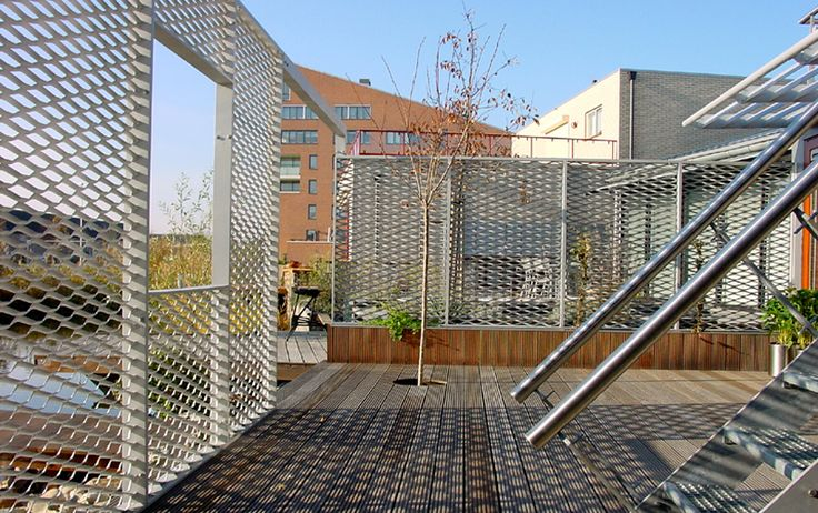 Architectural Expanded Metal Mesh Inspiration Pinterest