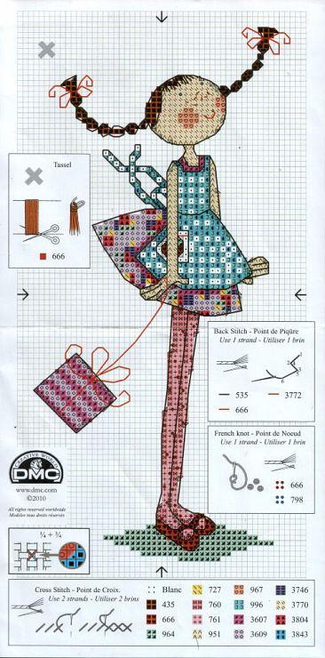 Схемы для вышивки кросс