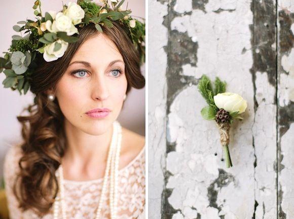 narnia wedding inspiration