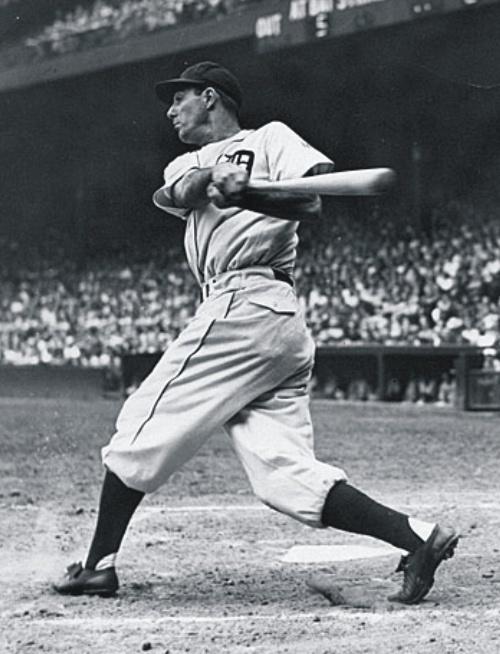 Hank Greenberg - Detroit Tigers | Baseball History | Pinterest