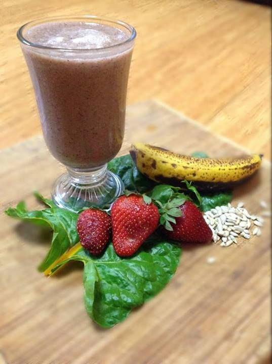 Natural Raw C - Morning Booster Smoothie By Nutra Organics