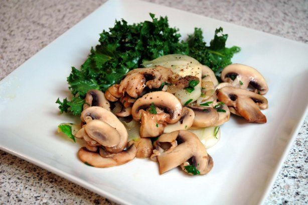 Sauteed Fennel and Mushrooms (Also needs shallots)