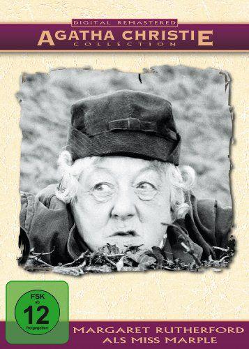 Miss marple edition agatha christie collection 4 dvds amazon de