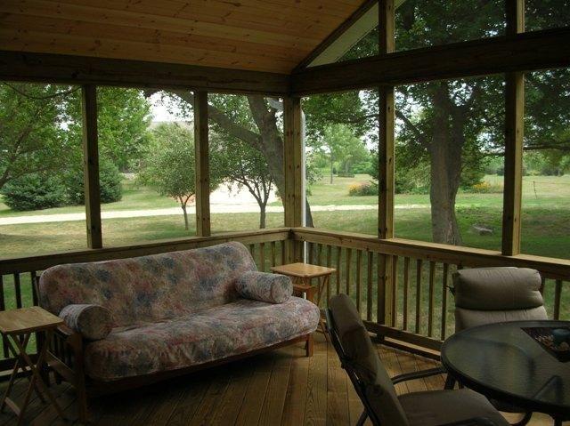Screened Porch Interior : Screened porch interior rooms pinterest