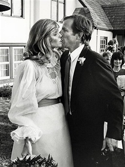 Cheryl tiegs wedding