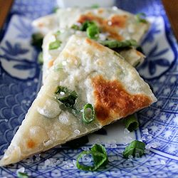 scallion pancake | Breakfast | Pinterest
