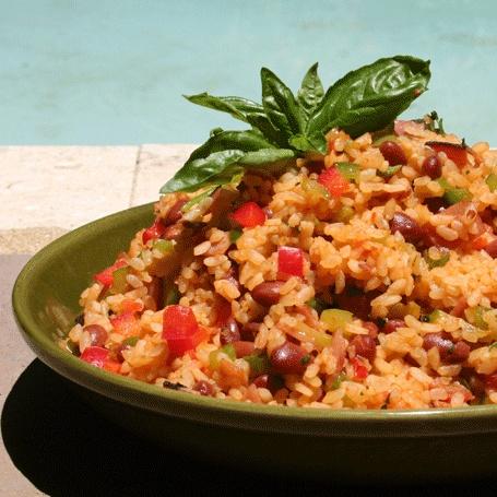 Tropical Rice | Savory Eats | Pinterest
