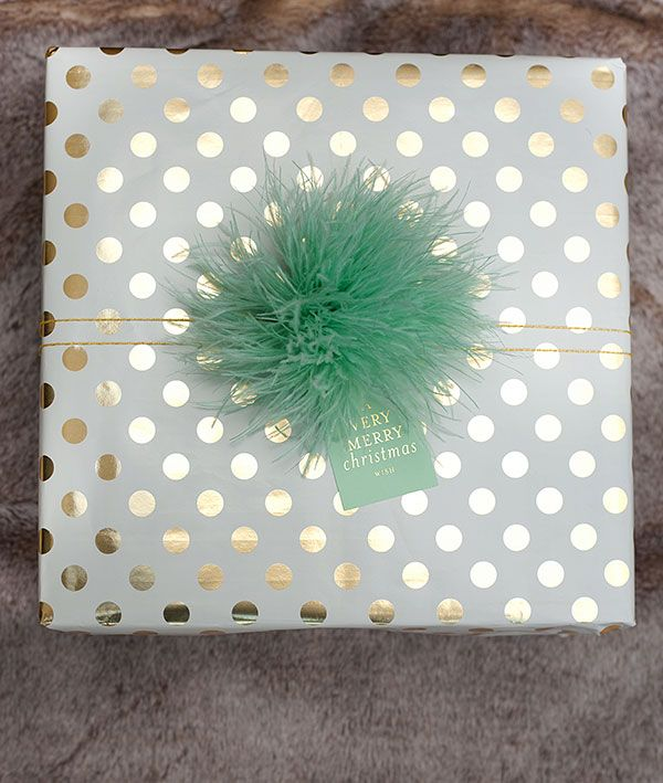 The Art of Gift Wrap...DIY