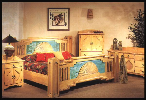 Southwestern Style Bedroom Furniture Trend Home Design And Decor