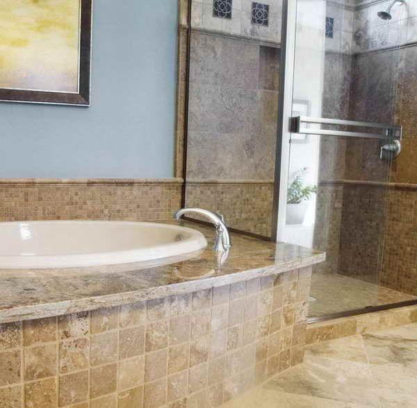 Bathroom tile ideas google search master bath pinterest for Google bathroom ideas