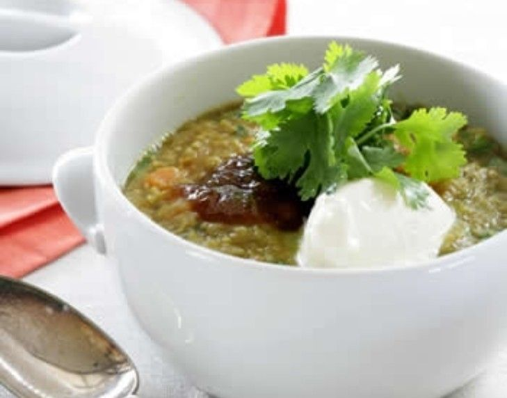Lentil and sweet potato curry | Clean Eating | Pinterest