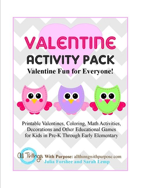 valentine activity ideas