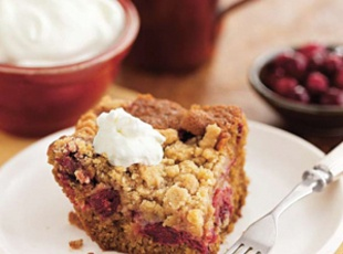 CRANBERRY GINGERBREAD BUCKLE | Yummy Desserts, Cakes, Pies, Candies a ...