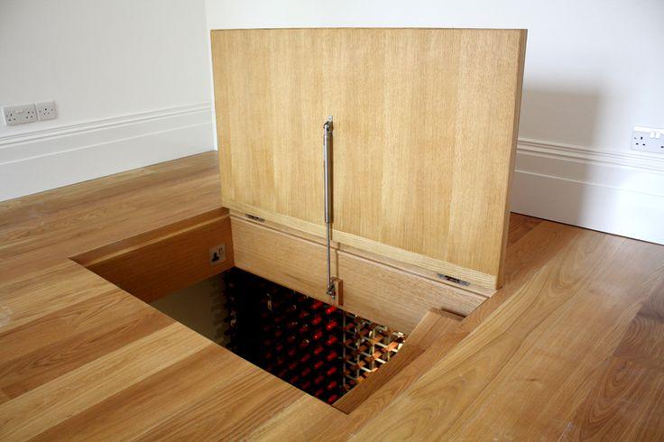 Hidden trap door home reno pinterest Trap door hinges