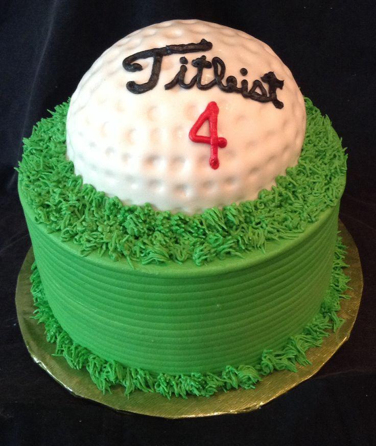 Cake Design Ball : Golf ball cake My custom cake designs dawnbakescakes.com ...
