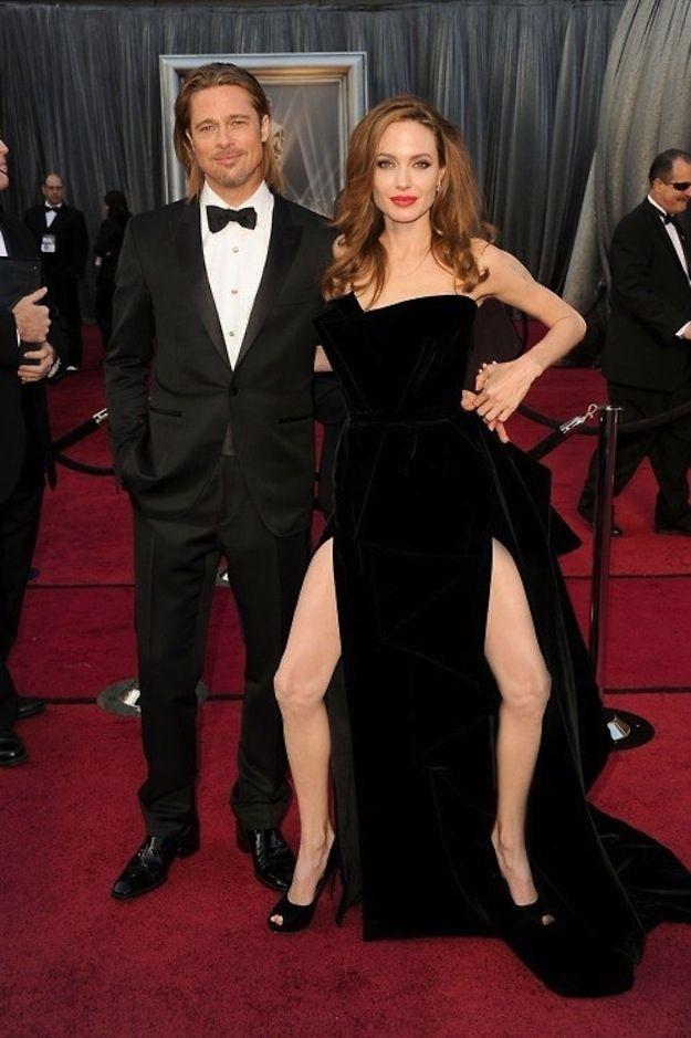 "The ""Angelina Pose x2""  LOL"