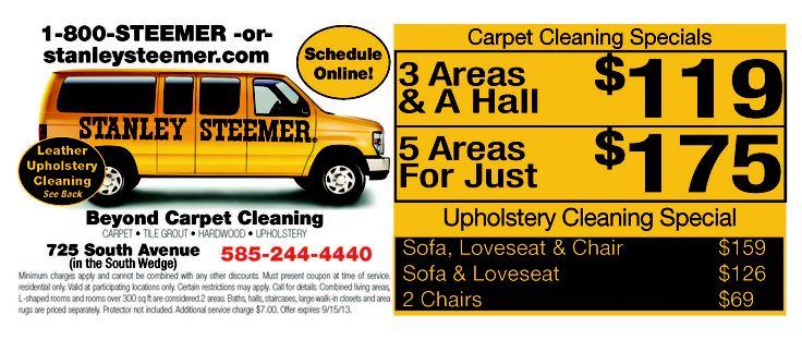 stanley steamer carpet cleaner | Carpet Steam Cleaner ...