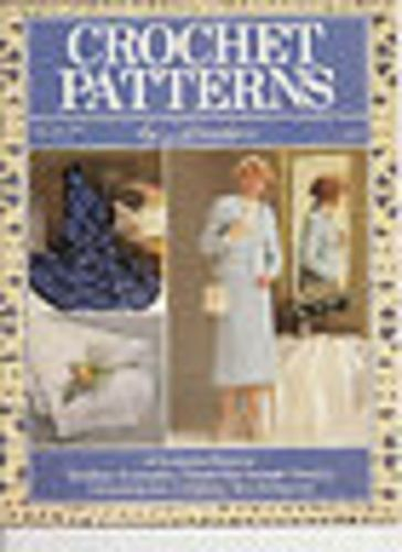 Herrschners Crochet Patterns Magazine May June 1989 Home Decor Fashion ...