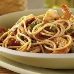 Spaghetti with Fennel and Shrimp   Italian - Mangia!   Pinterest