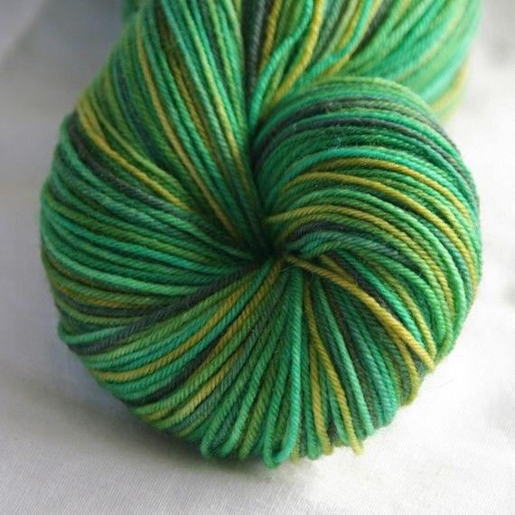 Variegated Yarn - Postcard - Ireland I ? Colours Pinterest
