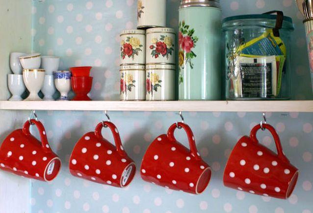 decoracao cozinha fofa : decoracao cozinha fofa:Inspire-se: cozinha com decoração fofa