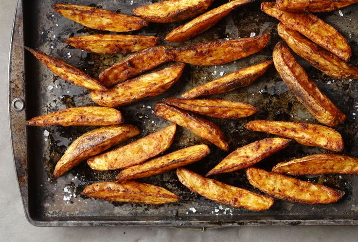 Breakfast Oven Fries Via Leites Culinaria