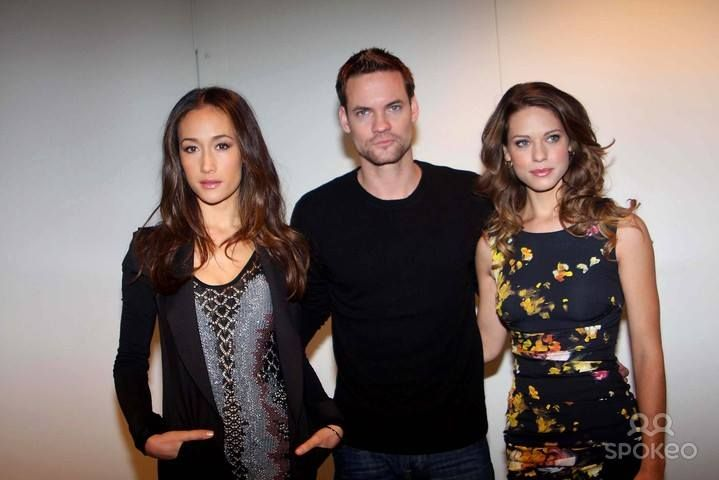 Lyndsy Fonseca, Maggie Q and Shane West | Nikita ♥ | Pinterest