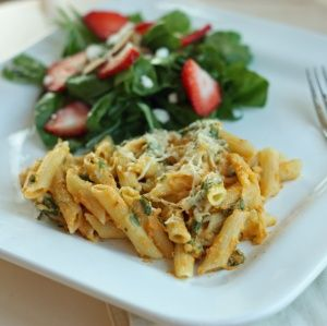 Penne with Creamy Pumpkin Sauce.jpg | Looks Good to Me | Pinterest