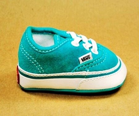 Newborn baby vans shoes