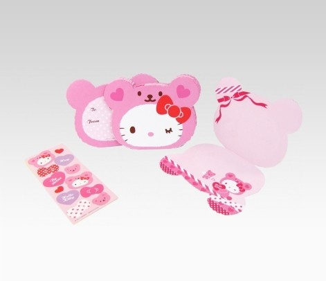 hello kitty valentines day boxes